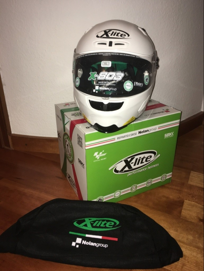 Helm X-lite 803
